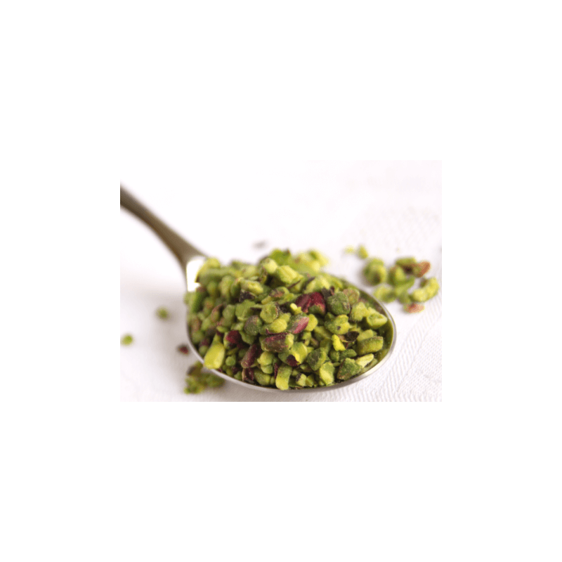 Chopped Bronte Pistachios grain