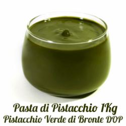 Pasta di Pistacchio di Bronte DOP 1 KG