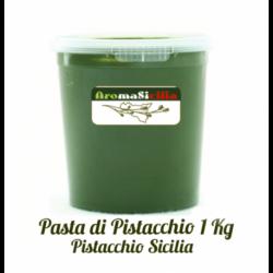 Pasta base di pistacchio