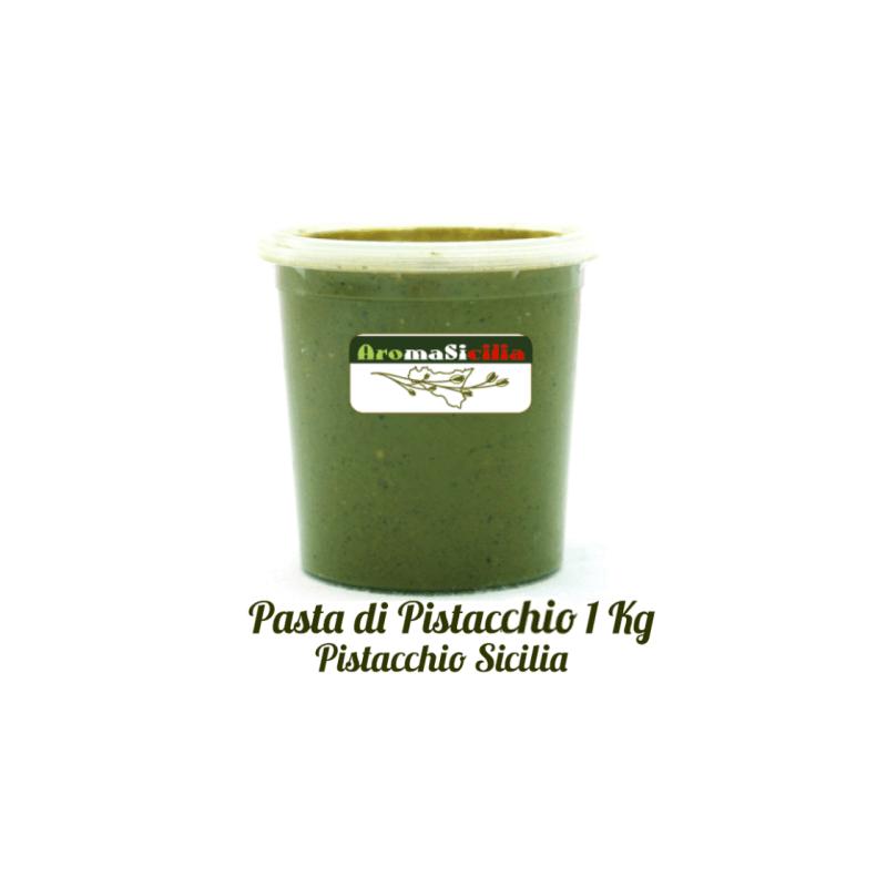 Pasta di Pistacchio Siciliano Pasta Base