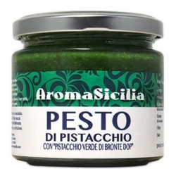 Pistachio Pesto Sauce for Pasta and Pizza