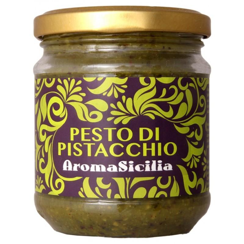 sicilian pistachio pesto